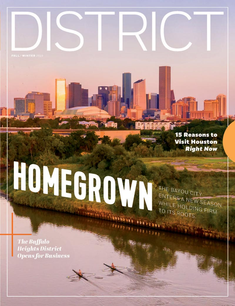 DISTRICT: FALL 2019